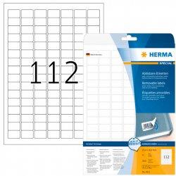 Tarra Siirrettävä 4211 Herma 25,4x16,9mm 112-os.|25ark/pak, hinta 10,61€